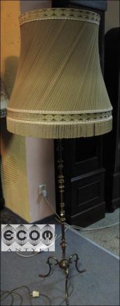 STOJĄCA LAMPA MOSIĘŻNA (k)