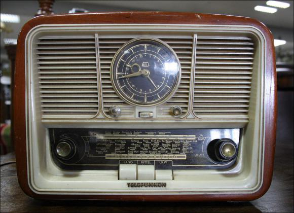 LAMPOWE RADIO TELEFUNKEN