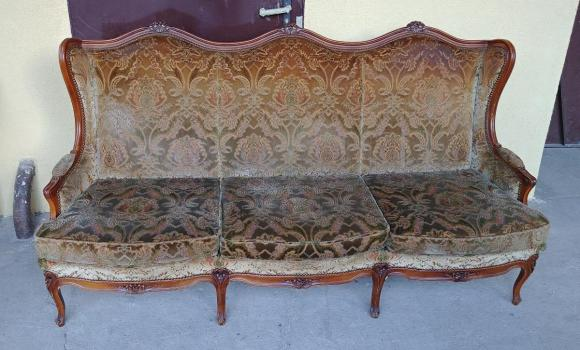3-OSOBOWA SOFA CHIPPENDALE