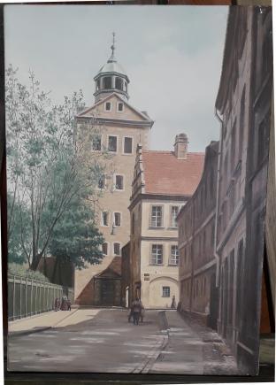 Obraz - Zamek