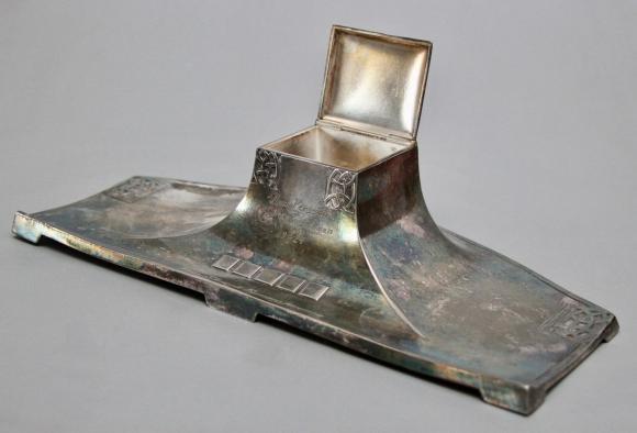 KAŁAMARZ ART NOUVEAU 1909-1914 - PLATER - WMF