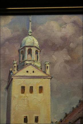 SZCZECIN - ZAMEK - JERZY GELL