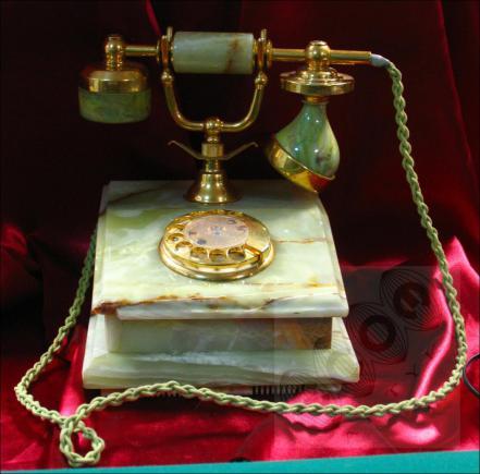 ALABASTROWY TELEFON (k)