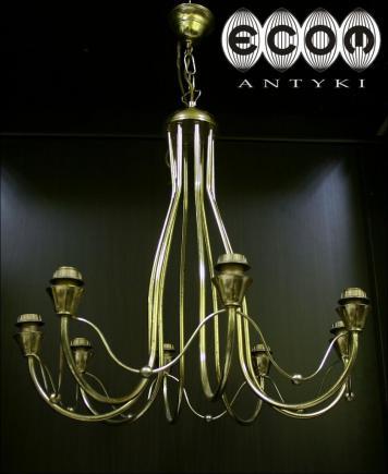 LAMPA OŚMIORAMIENNA (K)