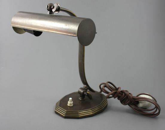 LAMPKA BANKIERSKA