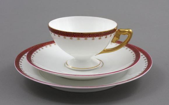 Zestaw śniadaniowy / ROSENTHAL / 1898-1907