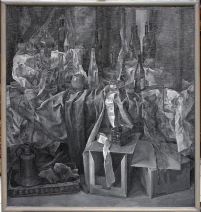 OBRAZ A. ROZMUS - MARTWA NATURA